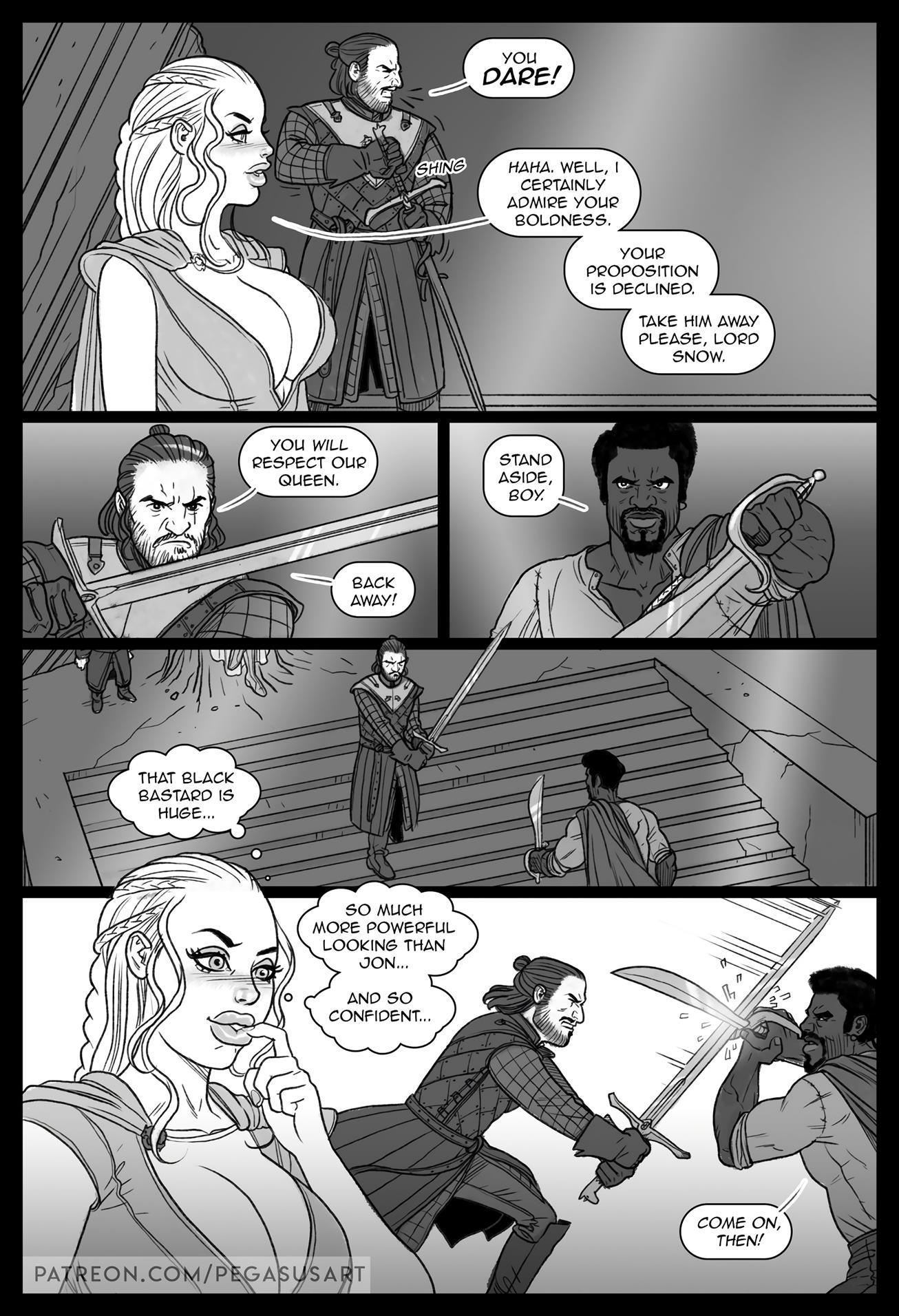 BLACKED (Game Of Thrones) [Pegasus] - Foto 3