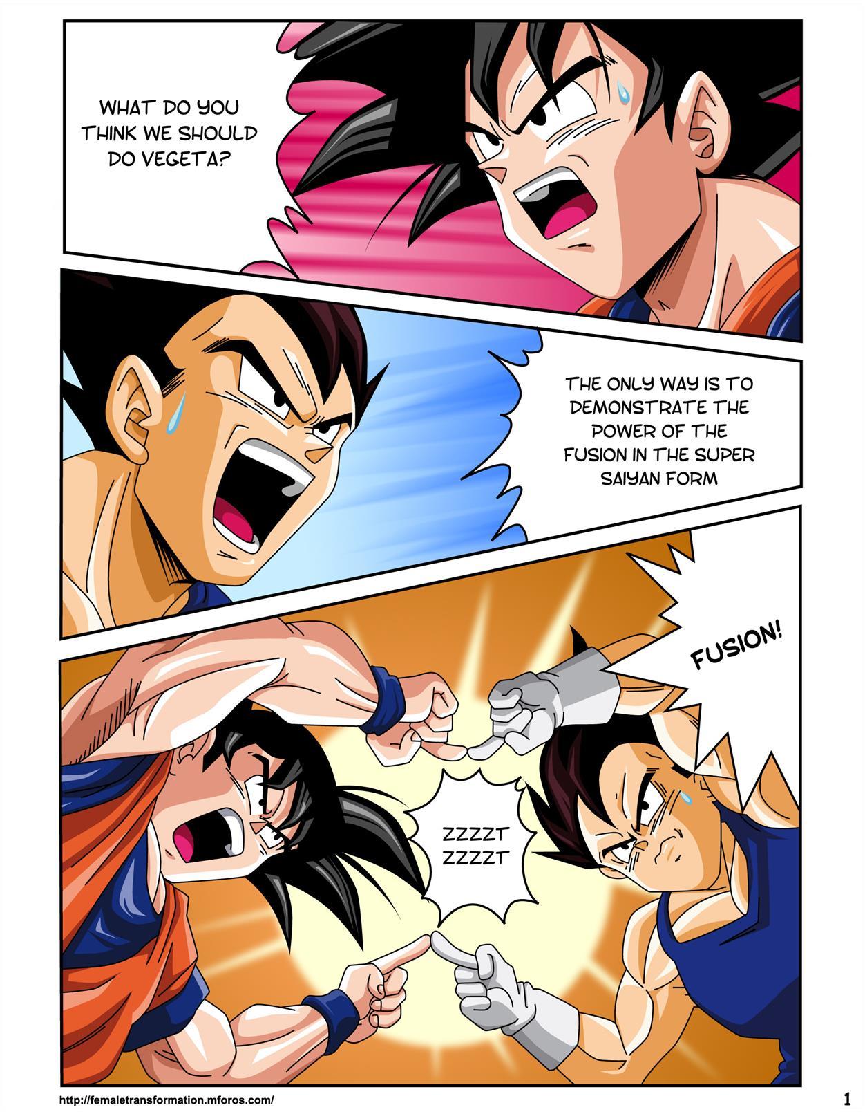Dragon Ball H Sex Sayan! (Dragon Ball Z) - Foto 2