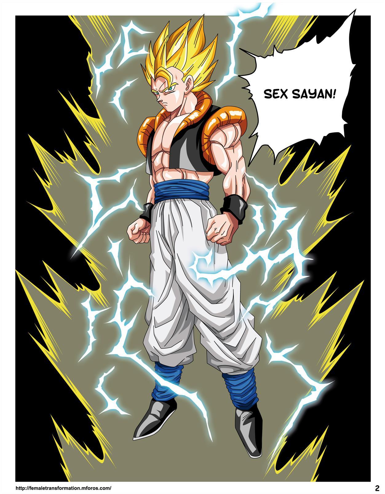 Dragon Ball H Sex Sayan! (Dragon Ball Z) - Foto 3