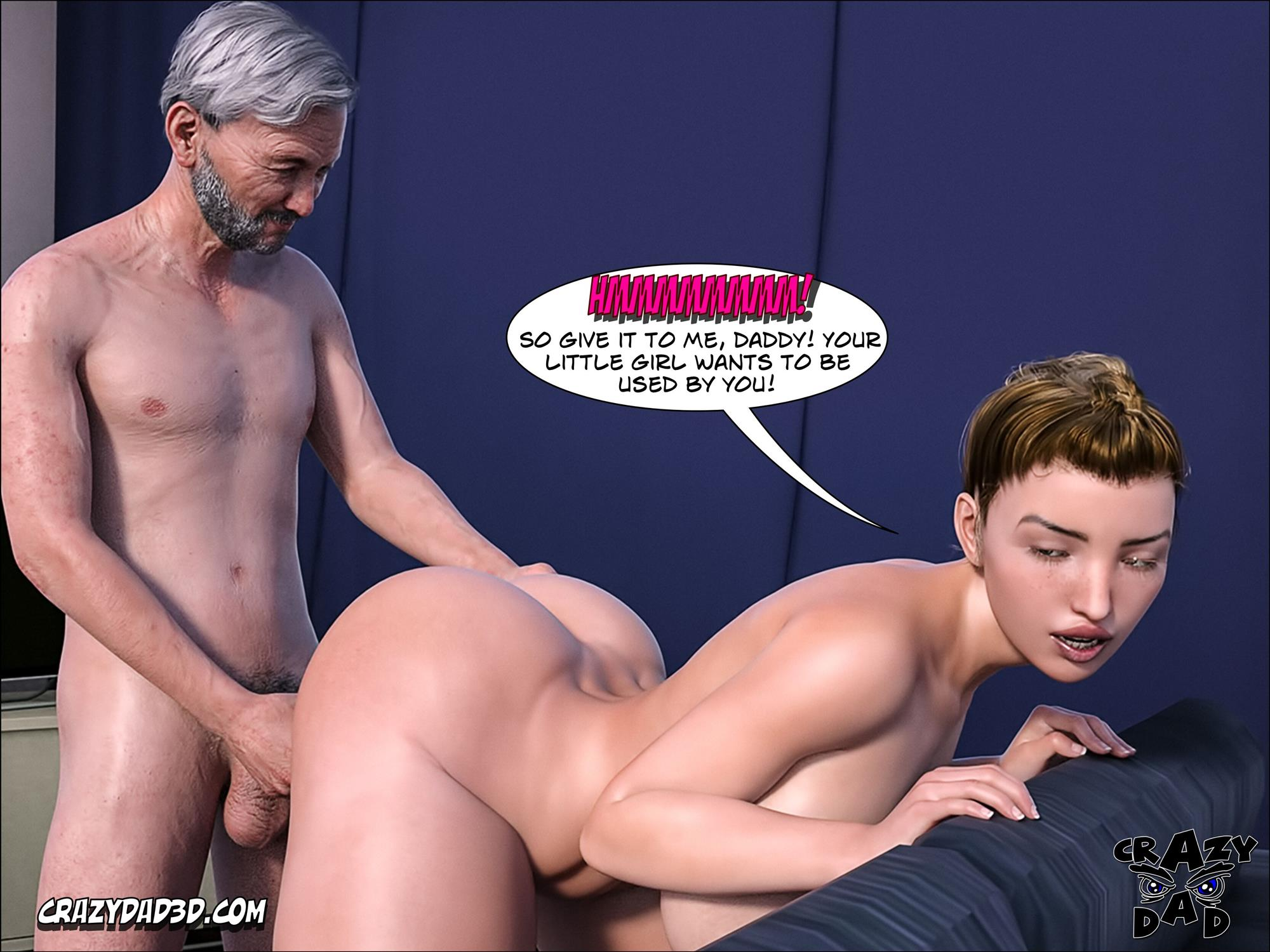 Father-in-Law at Home 10 [Crazy Dad 3D] - Foto 6