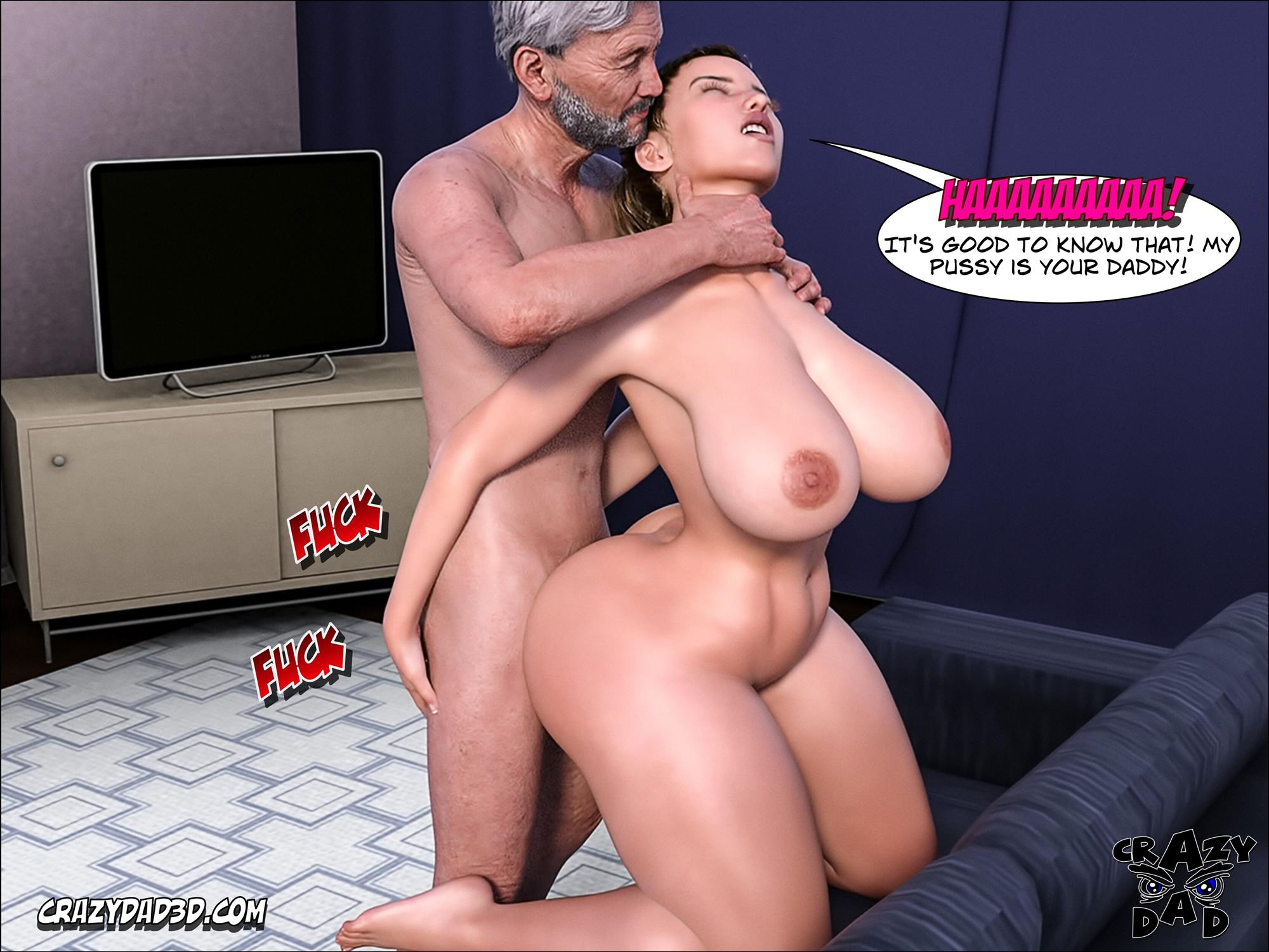 Father-in-Law at Home 10 [Crazy Dad 3D] - Foto 14