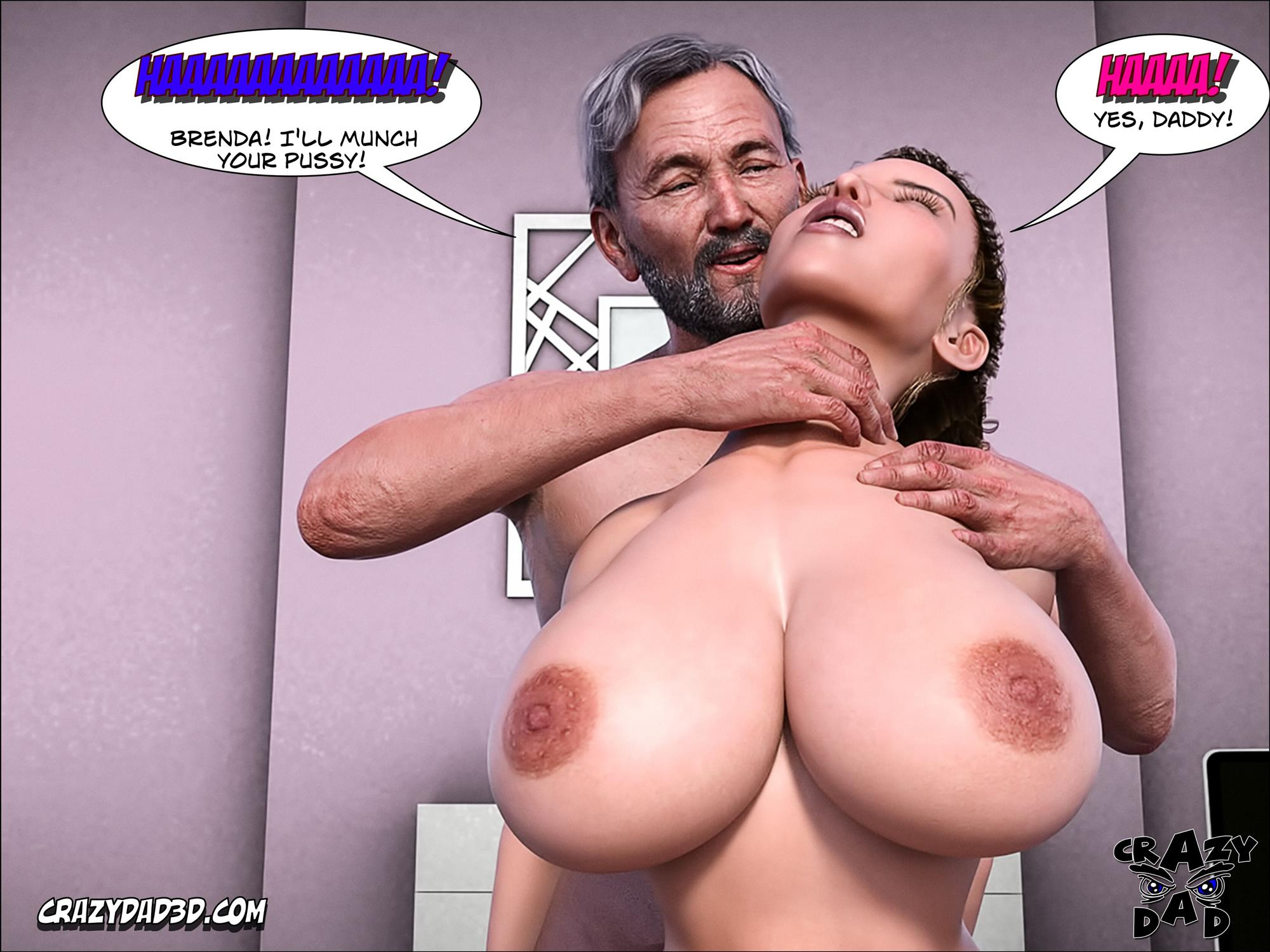 Father-in-Law at Home 10 [Crazy Dad 3D] - Foto 15