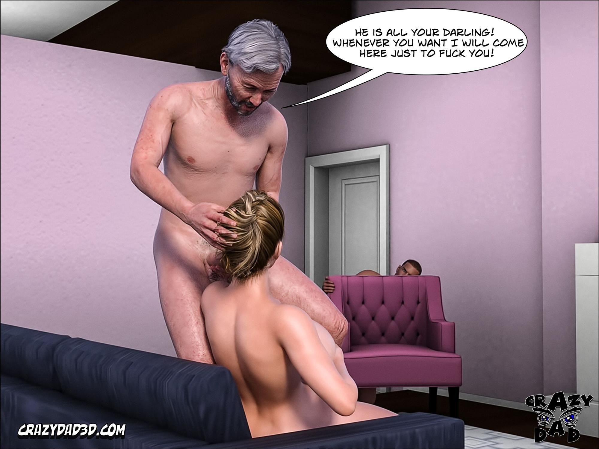 Father-in-Law at Home 10 [Crazy Dad 3D] - Foto 19