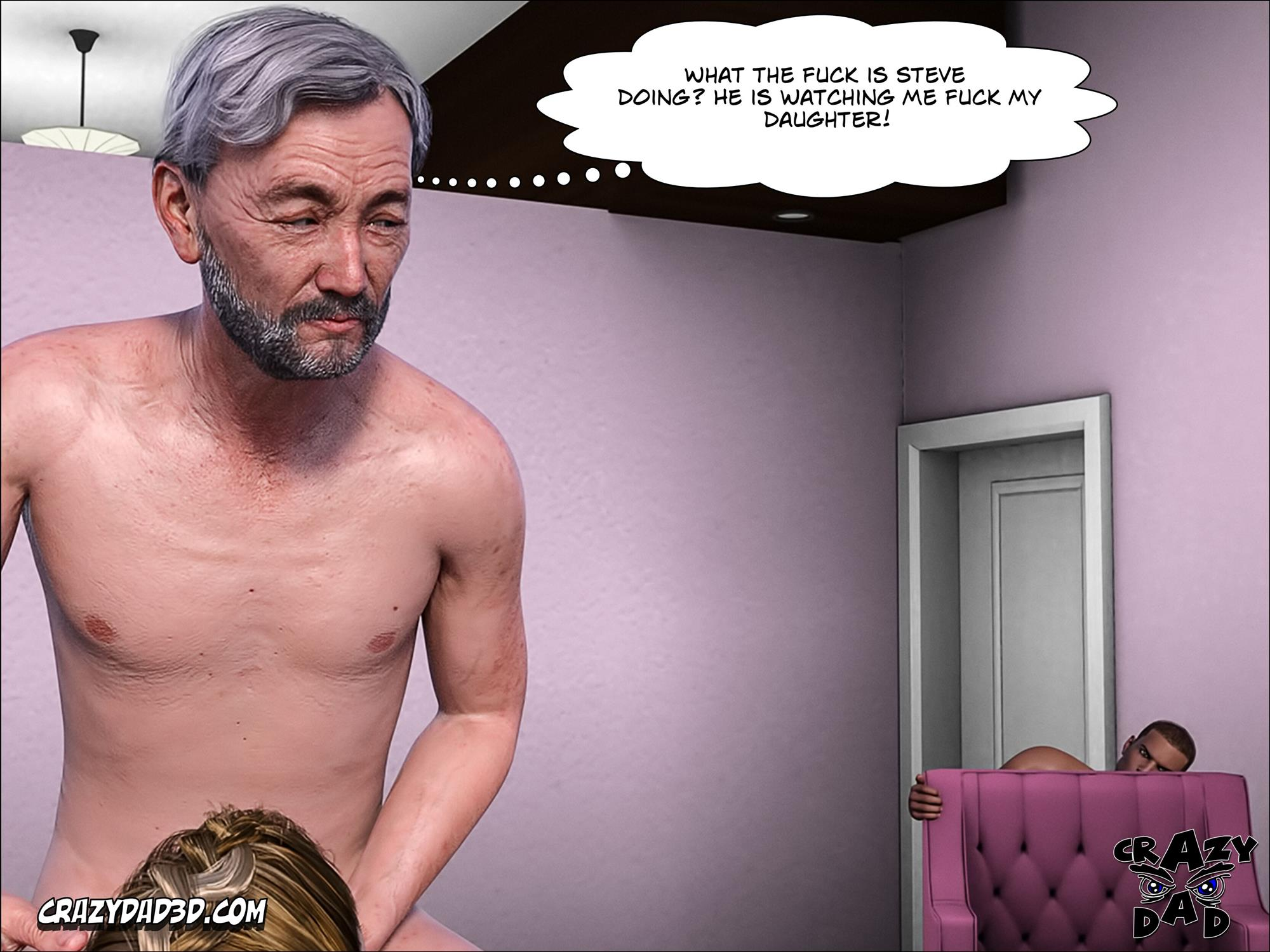 Father-in-Law at Home 10 [Crazy Dad 3D] - Foto 22