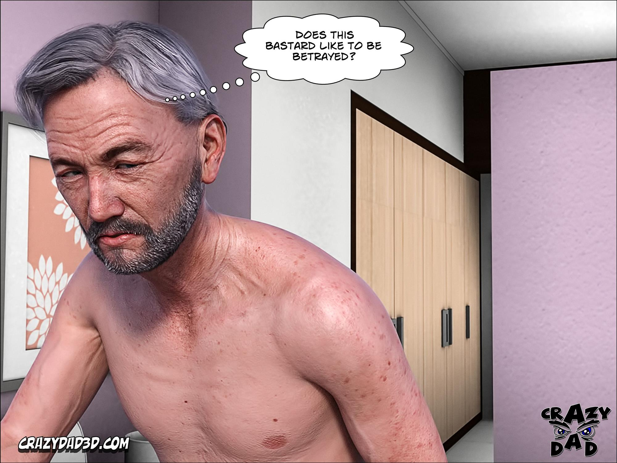 Father-in-Law at Home 10 [Crazy Dad 3D] - Foto 23