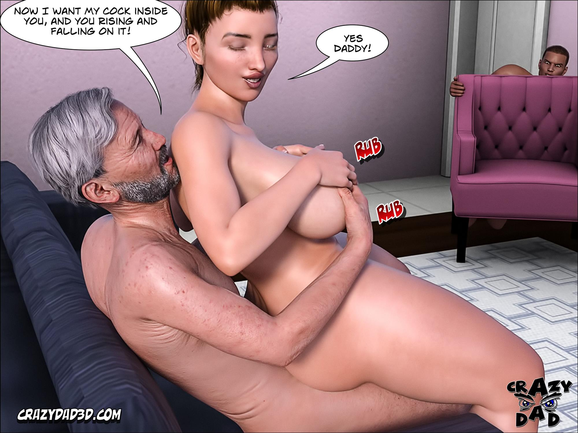 Father-in-Law at Home 10 [Crazy Dad 3D] - Foto 36