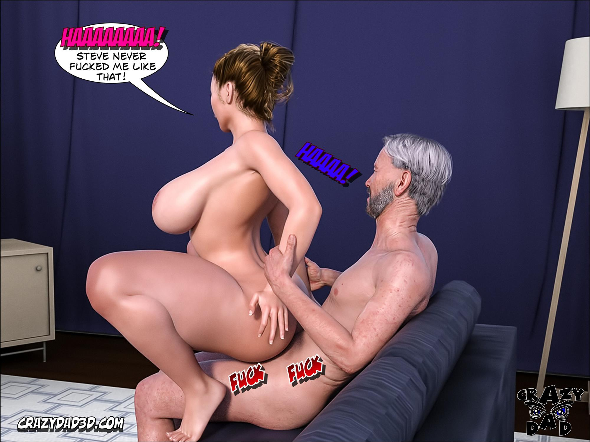 Father-in-Law at Home 10 [Crazy Dad 3D] - Foto 40