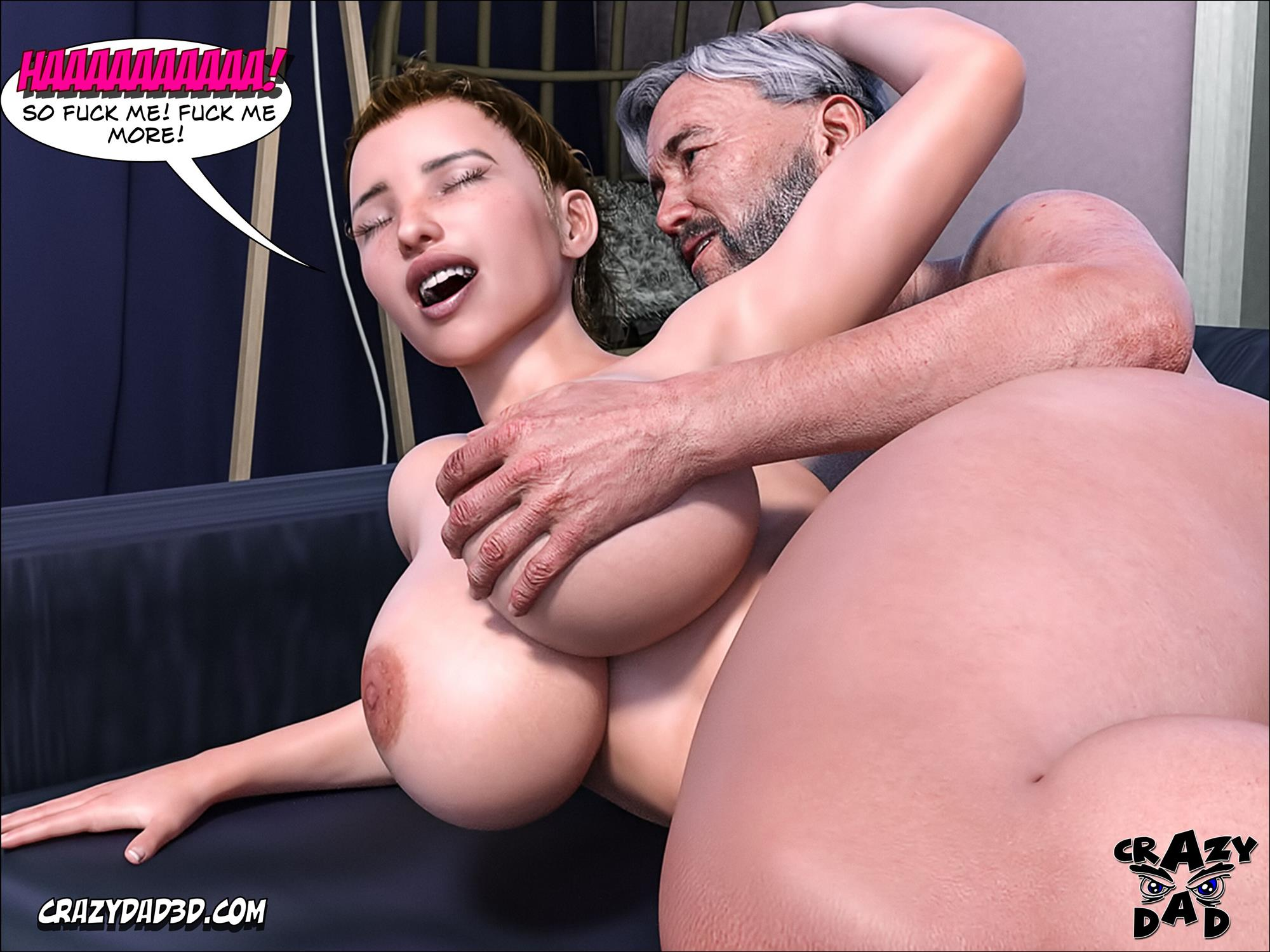 Father-in-Law at Home 10 [Crazy Dad 3D] - Foto 48