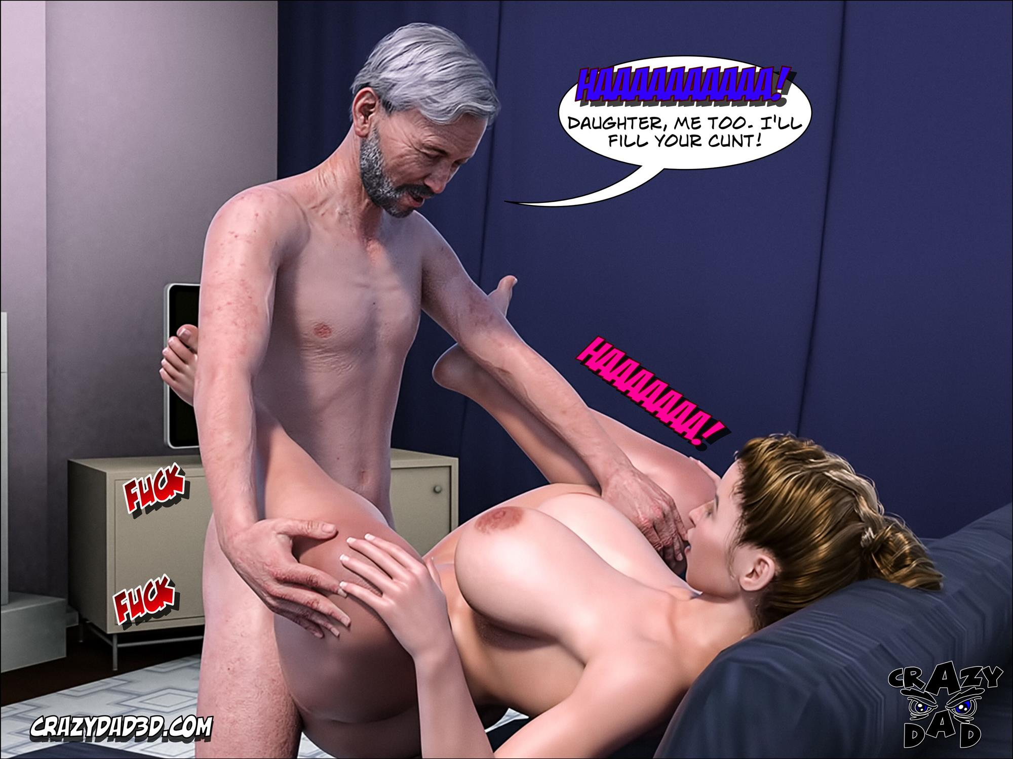 Father-in-Law at Home 10 [Crazy Dad 3D] - Foto 52