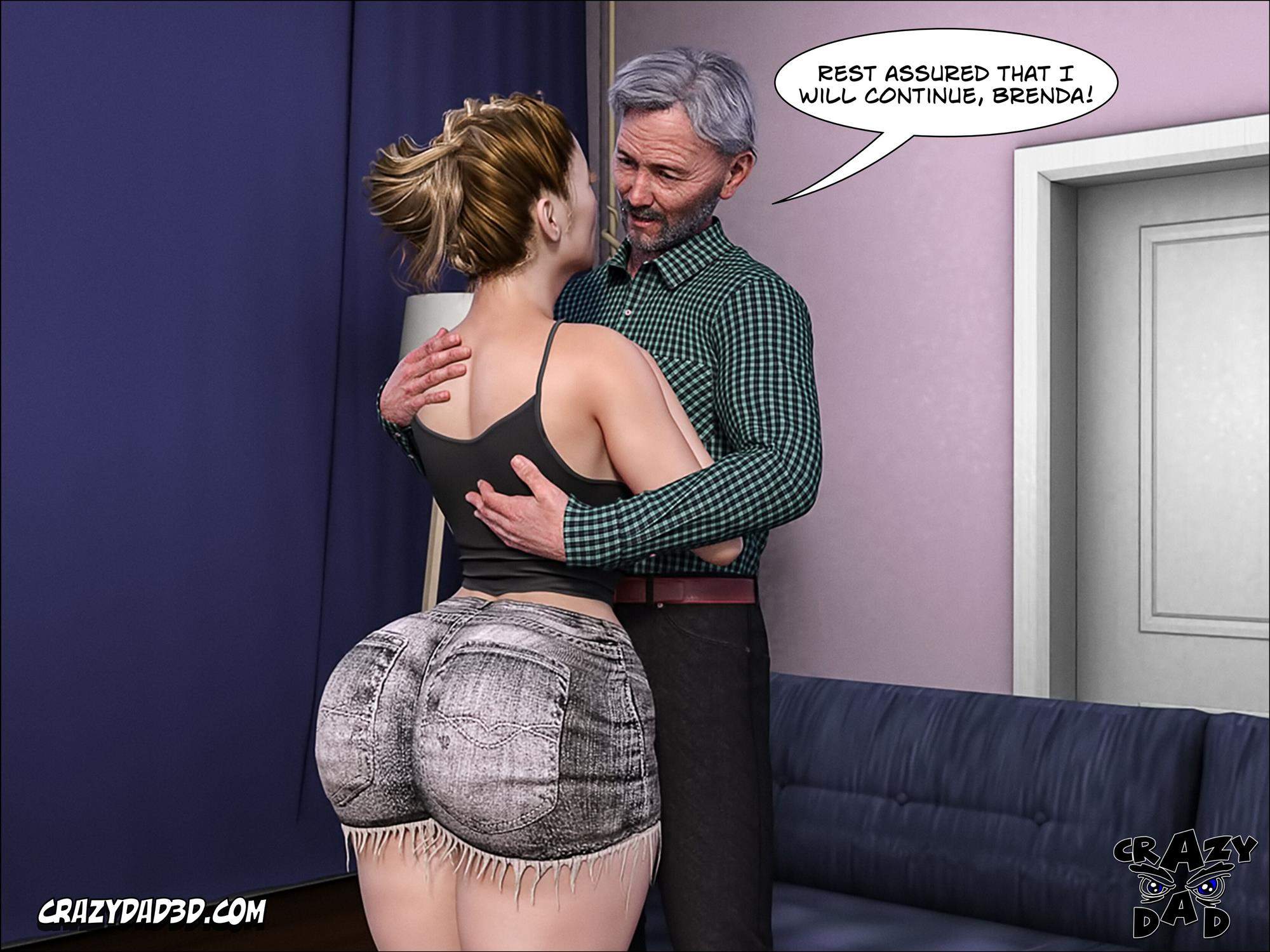 Father-in-Law at Home 10 [Crazy Dad 3D] - Foto 57