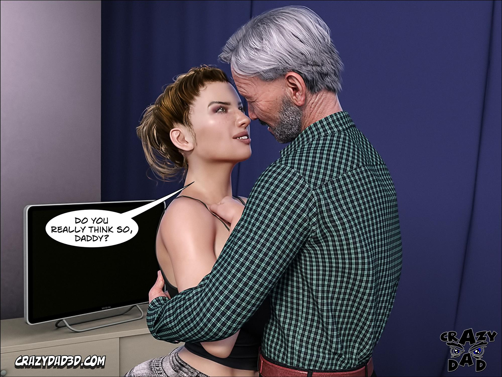 Father-in-Law at Home 10 [Crazy Dad 3D] - Foto 59