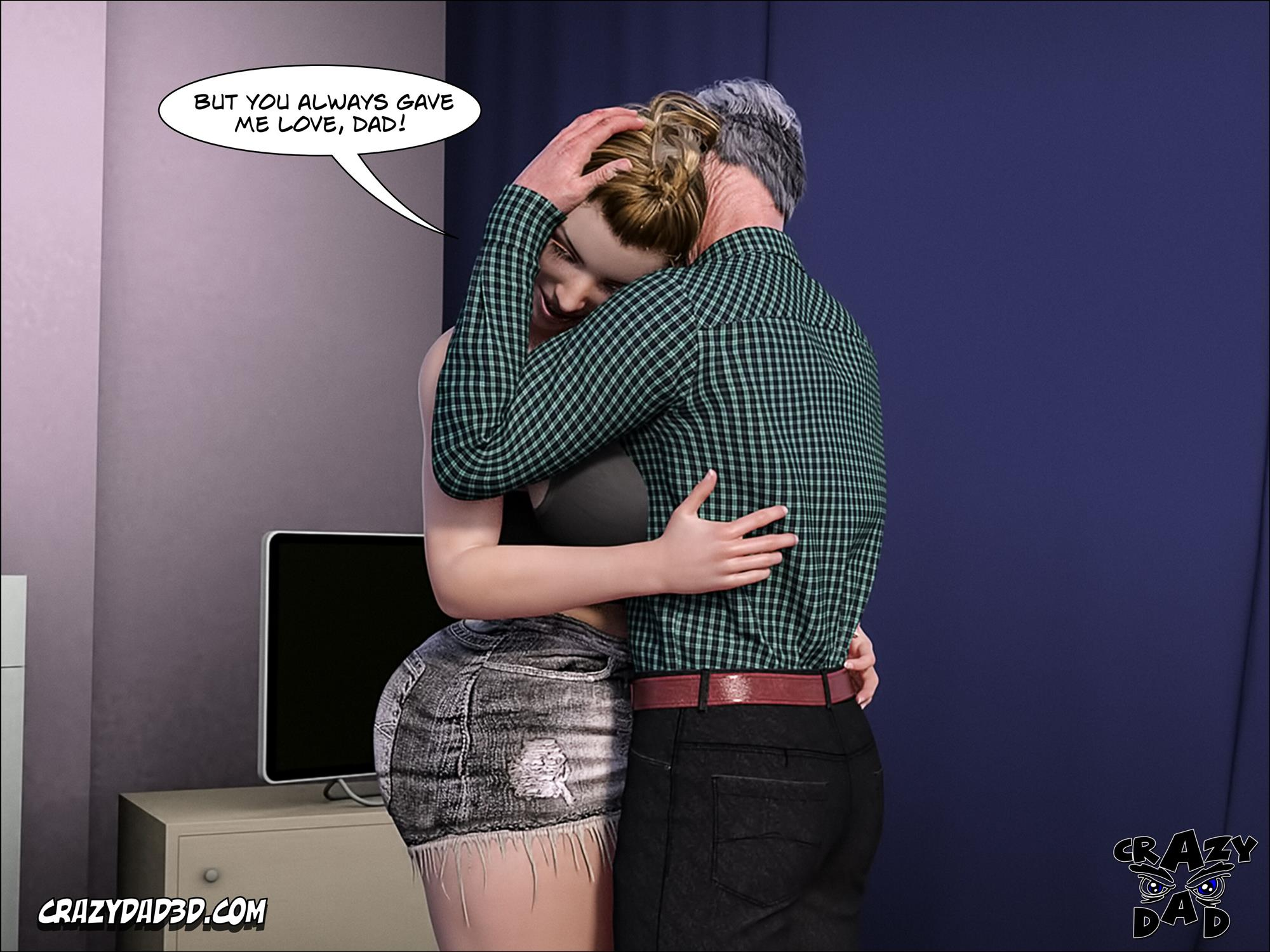 Father-in-Law at Home 10 [Crazy Dad 3D] - Foto 61