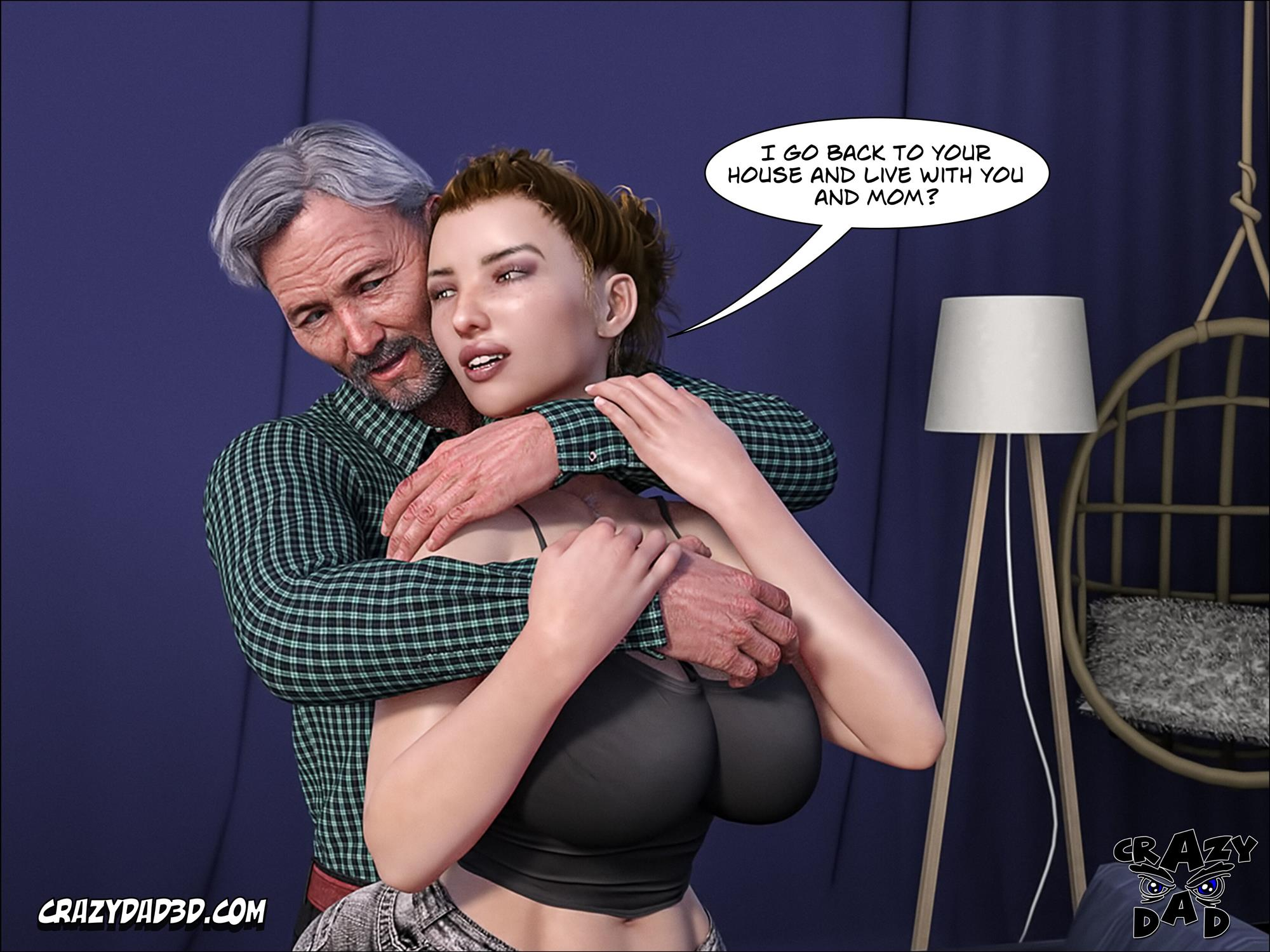 Father-in-Law at Home 10 [Crazy Dad 3D] - Foto 65