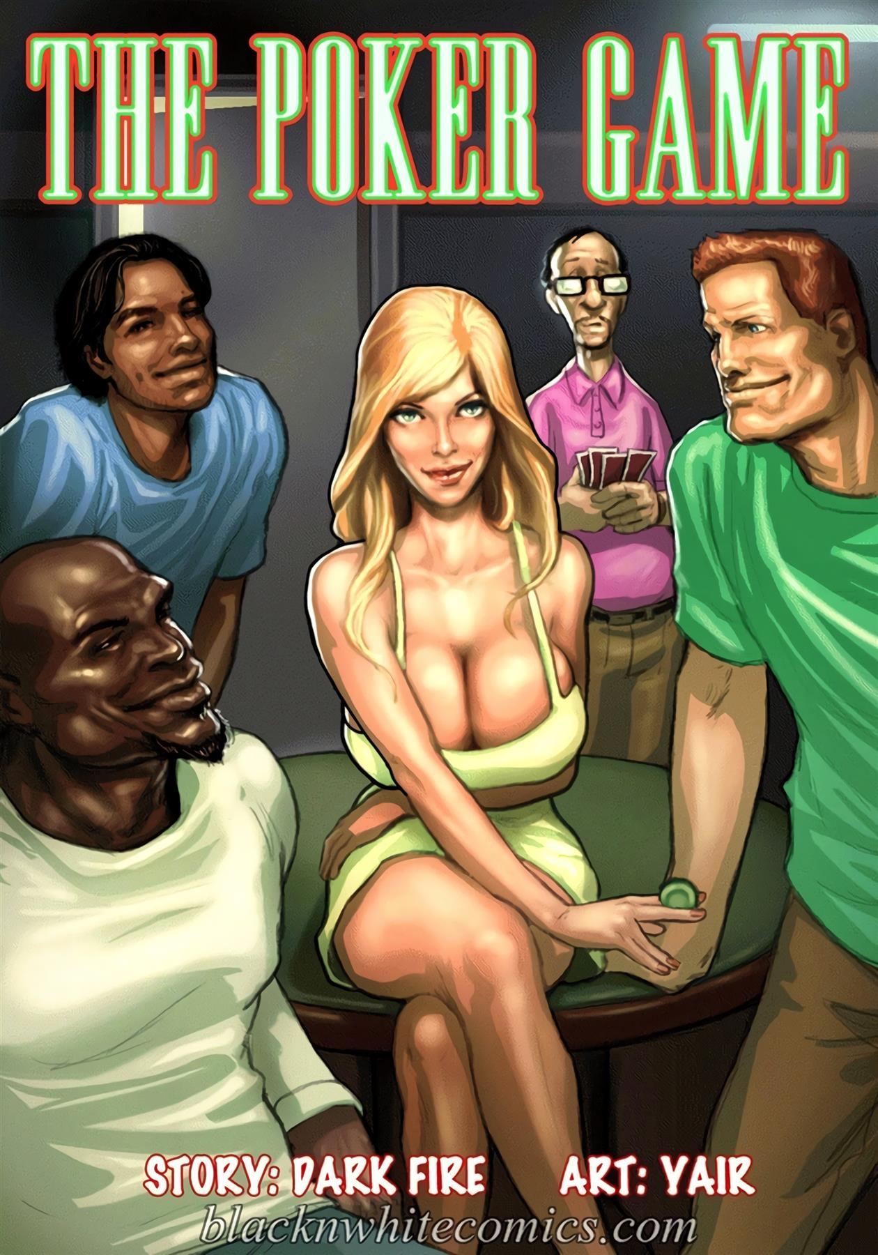 The Poker Game [BlackNwhite]