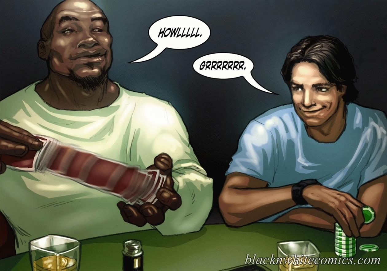 The Poker Game [BlackNwhite] - Foto 3
