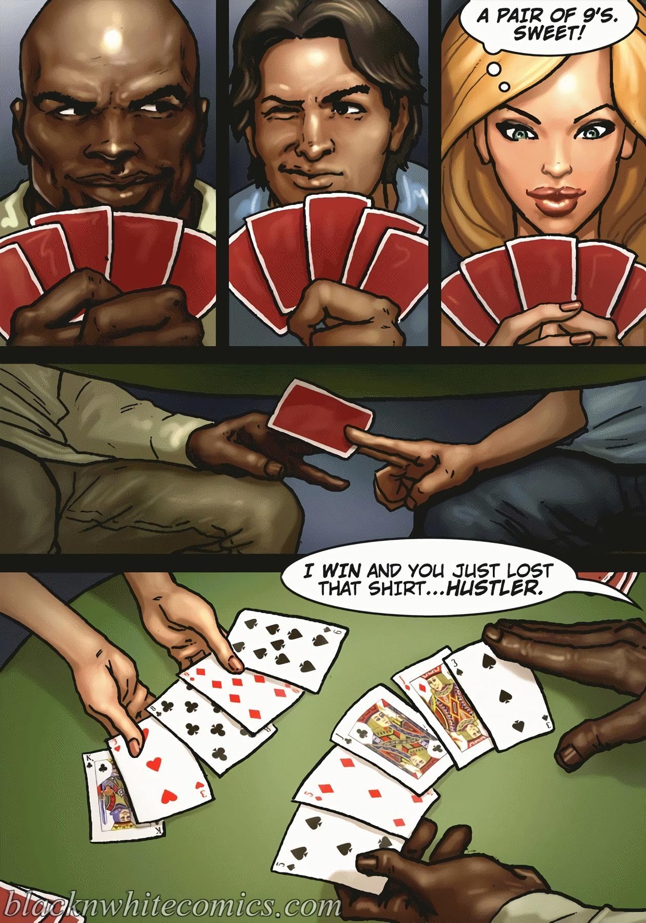 The Poker Game [BlackNwhite] - Foto 14