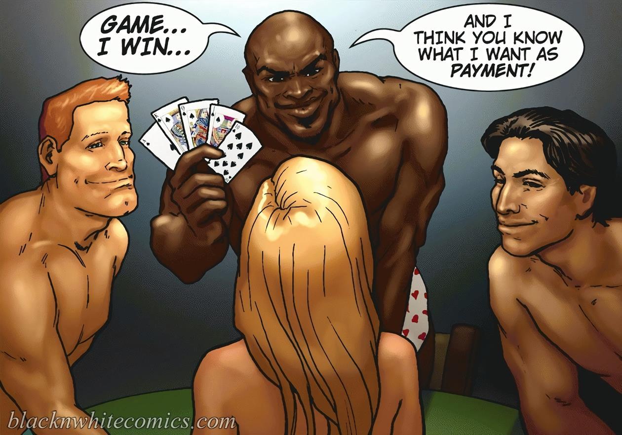 The Poker Game [BlackNwhite] - Foto 20