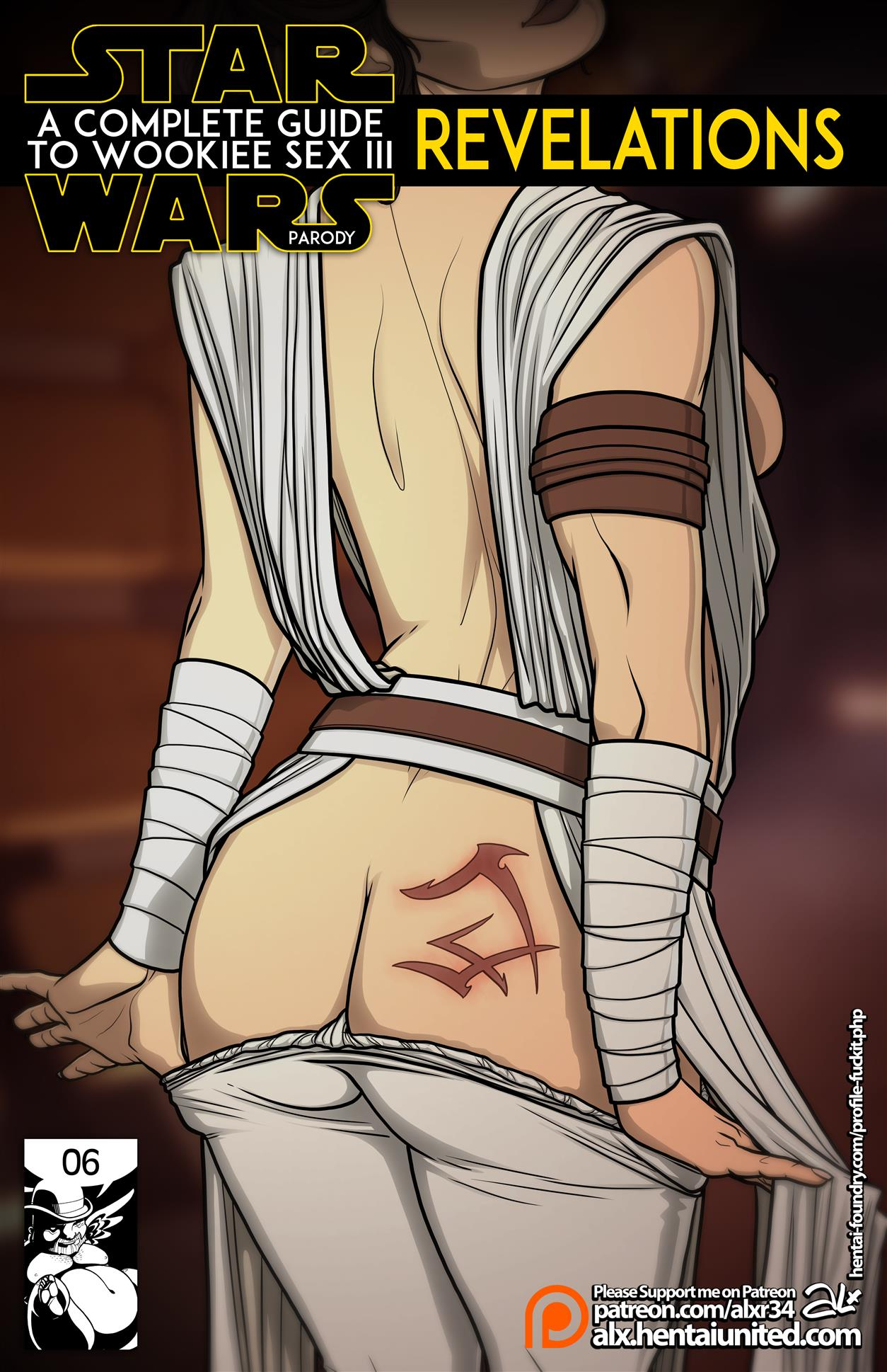 A Complete Guide to Wookie Sex III (Star Wars) [Alx]
