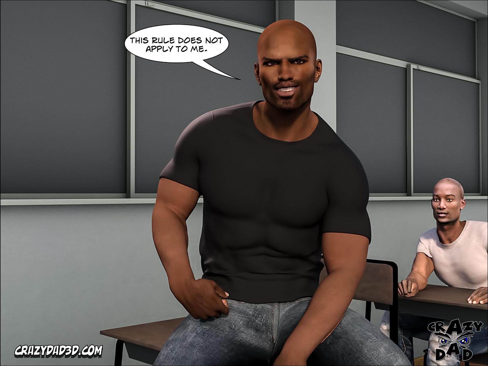 Spank 2 -Teacher Marilia [Crazy Dad 3D] - Foto 26