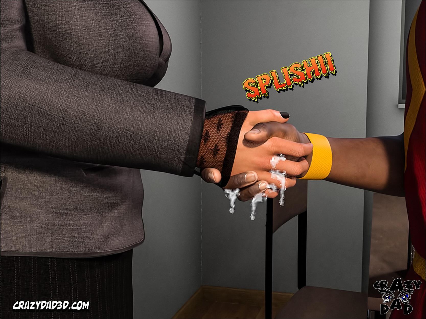 Spank 2 -Teacher Marilia [Crazy Dad 3D] - Foto 37