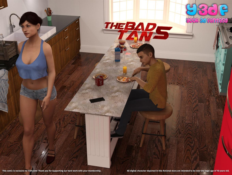 The Bad Tan Part 5 [Y3DF] - Foto 1