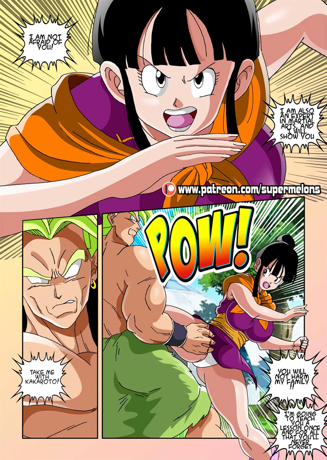 Carnal Debts Chi Chi (Dragon Ball Z) [Super Melons] - Foto 12