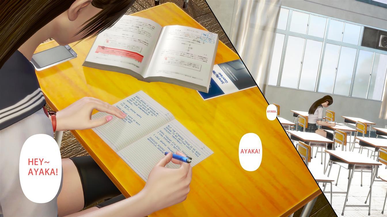 Ayaka's diary 2 [NamelessPeasant] - Foto 2