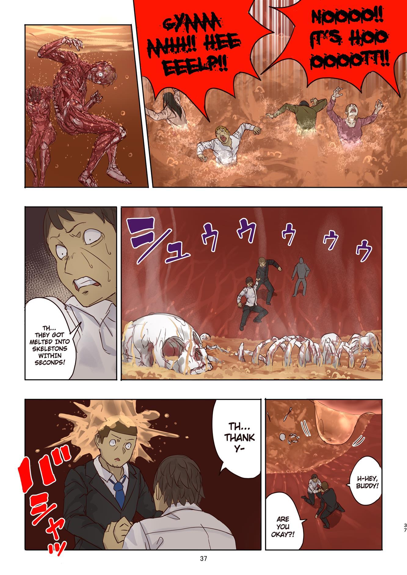 Cruel Giantess Fondue-chan's Sexy Slaughter Time - Foto 37