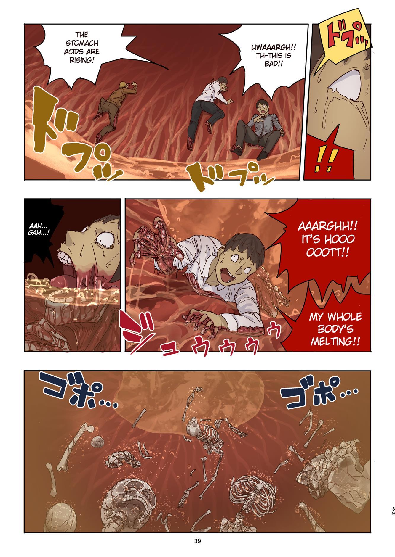 Cruel Giantess Fondue-chan's Sexy Slaughter Time - Foto 39