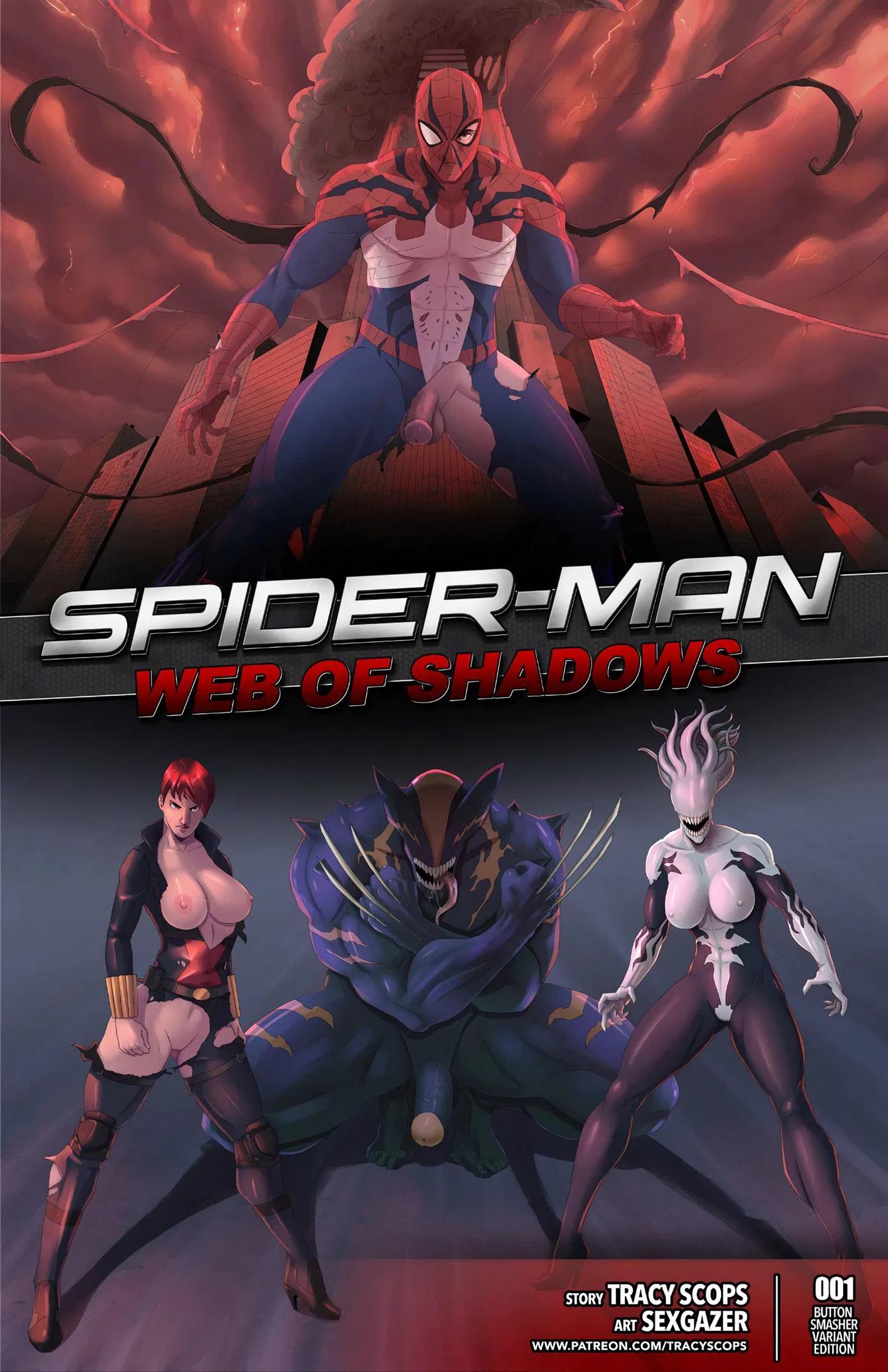 Web Of Shadows [TracyScops]