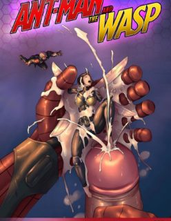 Ant-Man and the Wasp 2 (Avengers) [Tracy Scops]