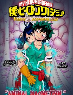 Animal Magnetism (My Hero Academia)