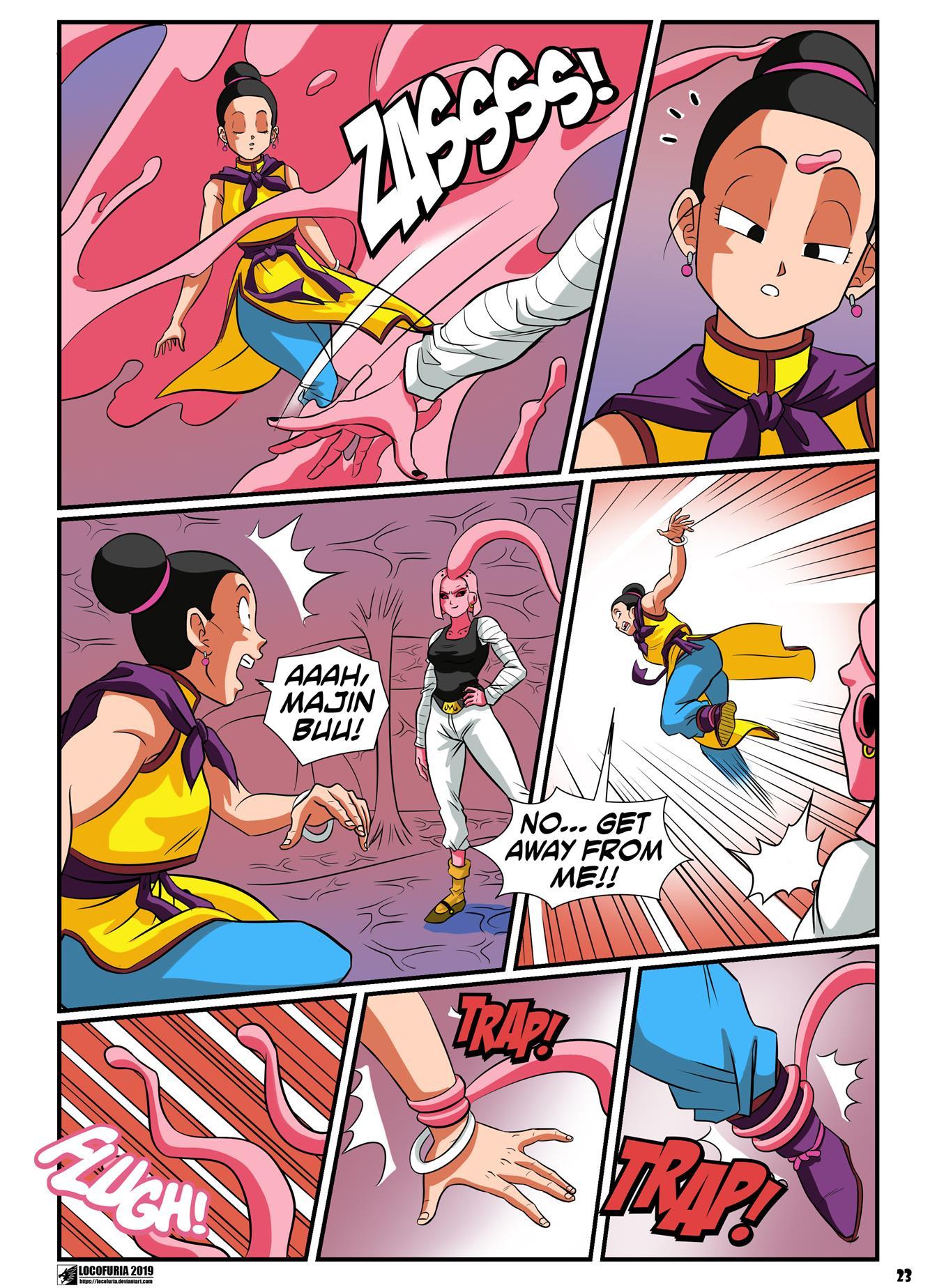 Buu's Bodies 4 (Dragon Ball Z) - Foto 25