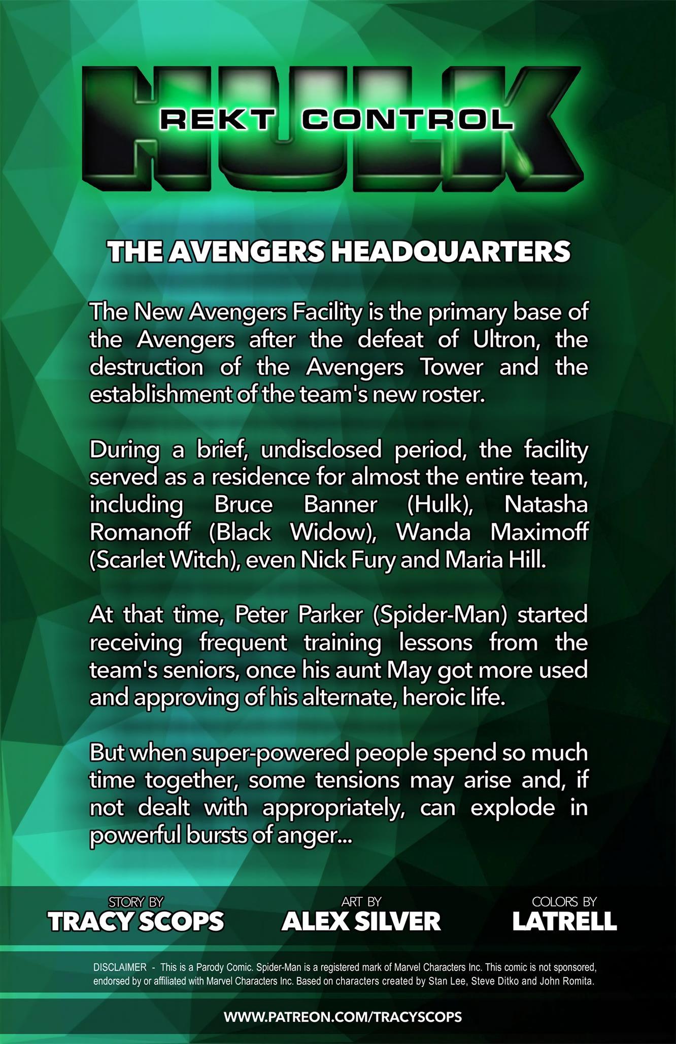 Rekt Control (Spider-Man , The Avengers) - Foto 2