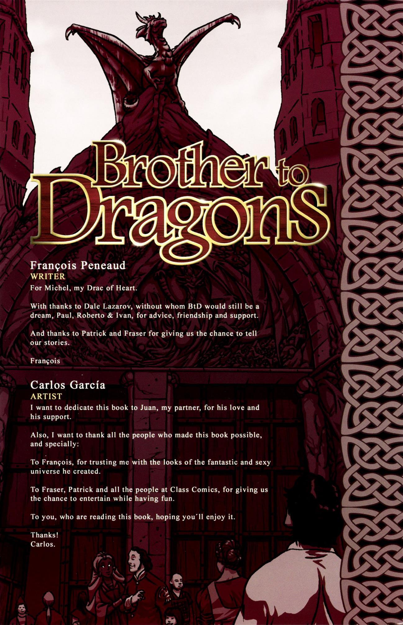 Brother to Dragons [Carlos Garcia] - Foto 2