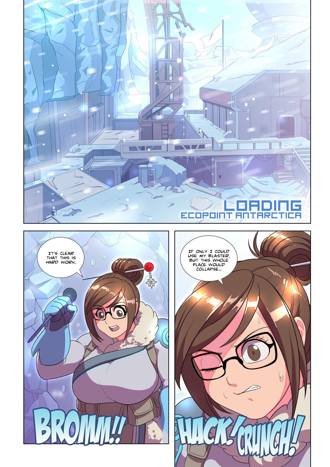Ameizing Frost Jobs #1 (Overwatch) [KISELROK] - Foto 2