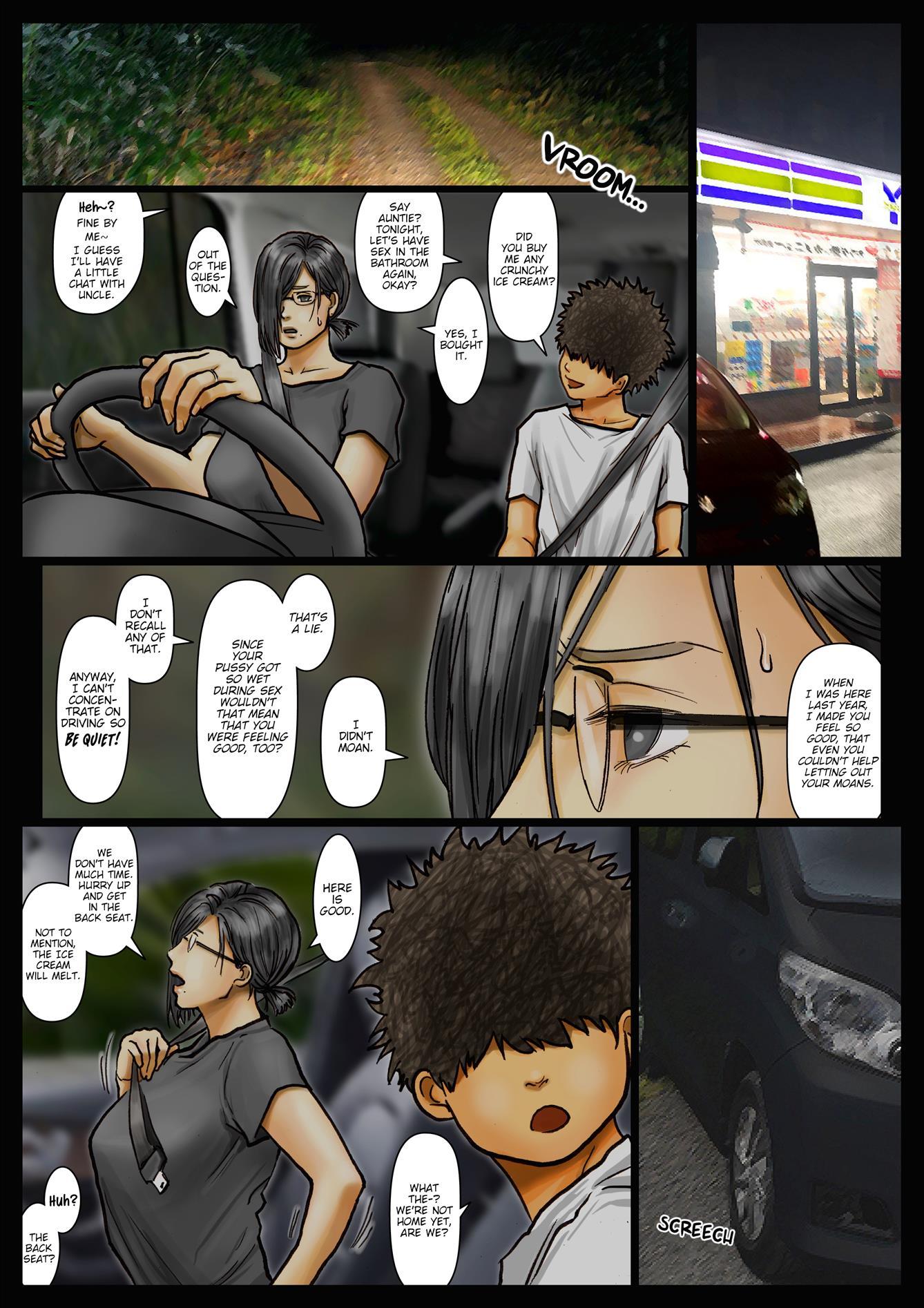 Oba-san no Karada ga Kimochiyo Sugiru kara ~Boku no Oba-san wa Chou Meiki Datta~ 2 - Foto 40