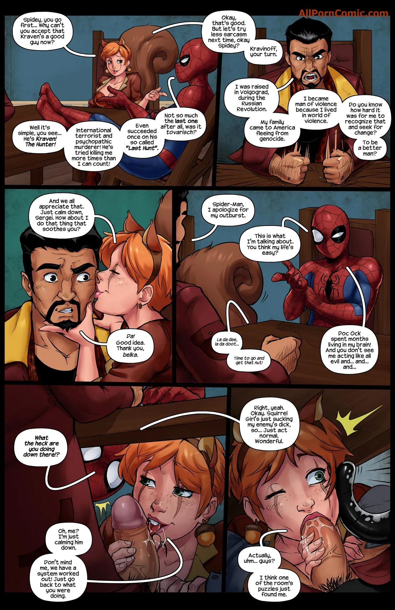 The Unbeatable Squirrel Girll (Spider-Man) [Tracy Scops] - Foto 4