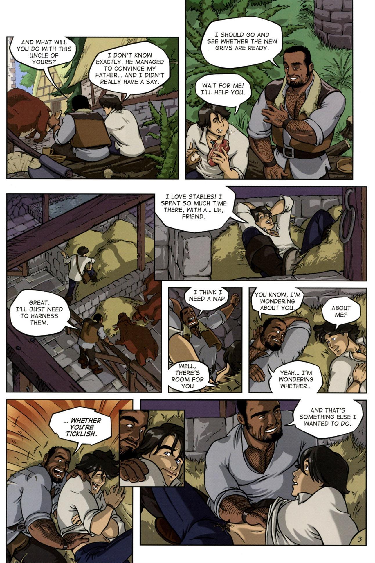 Brother to Dragons [Carlos Garcia] - Foto 5