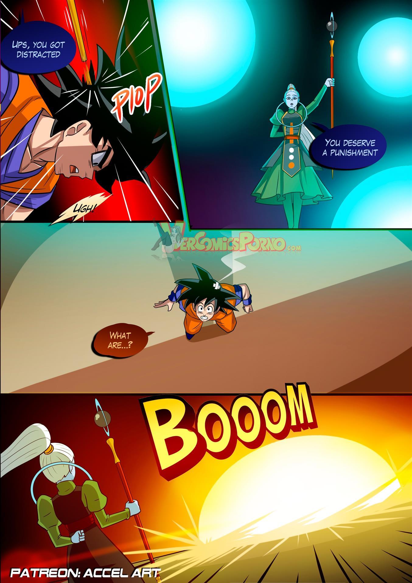 Special Training (Dragon Ball Super) [Accel Art] - Foto 5