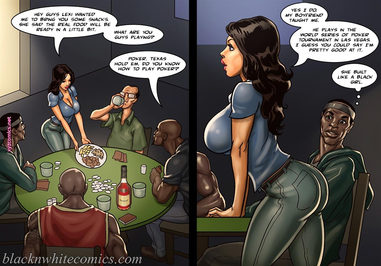 The Poker Game 2 [BlackNwhite] - Foto 7