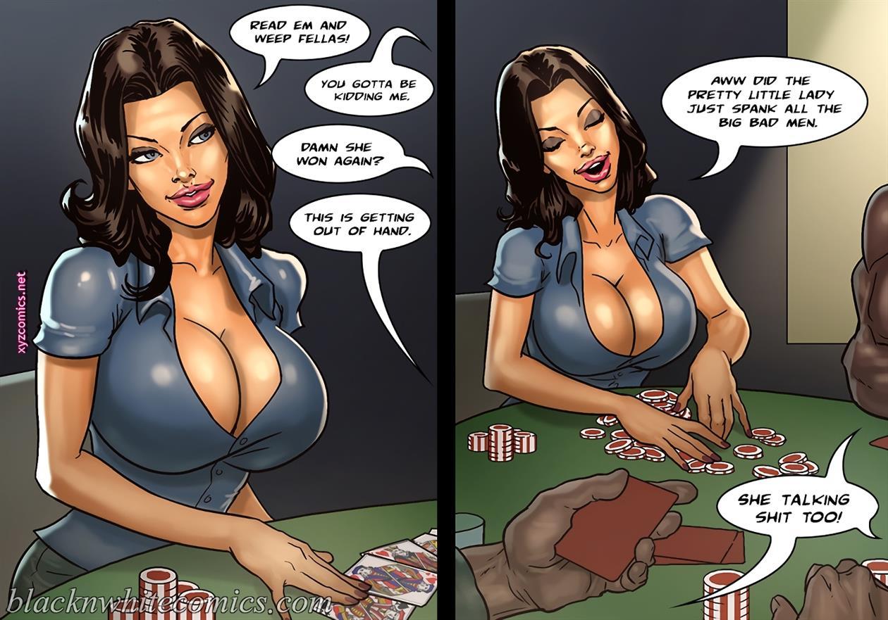 The Poker Game 2 [BlackNwhite] - Foto 9