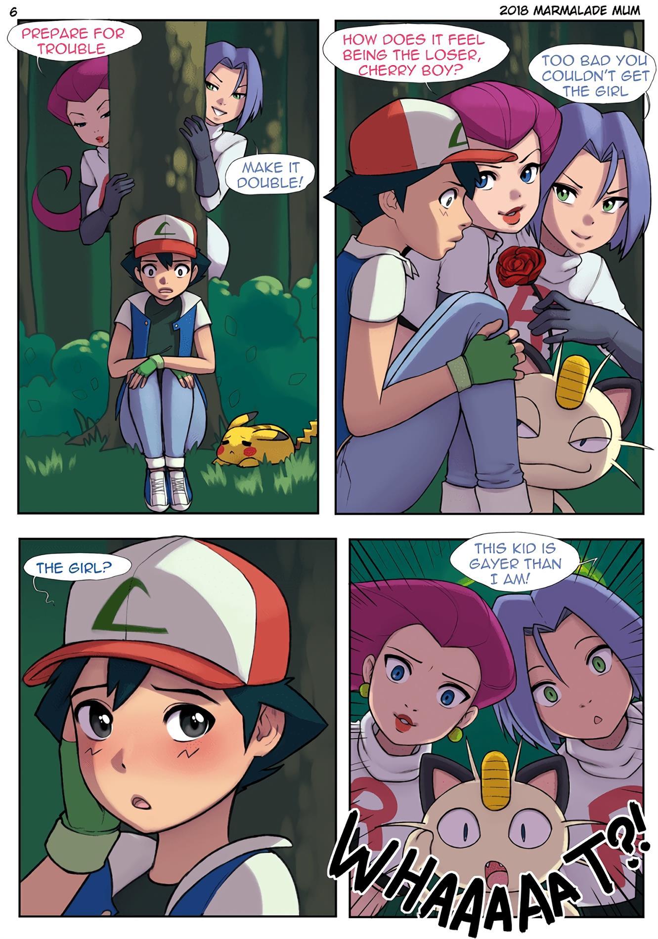 Pokiemen - Futa League (Pokemon) [Marmalade Mum] - Foto 9