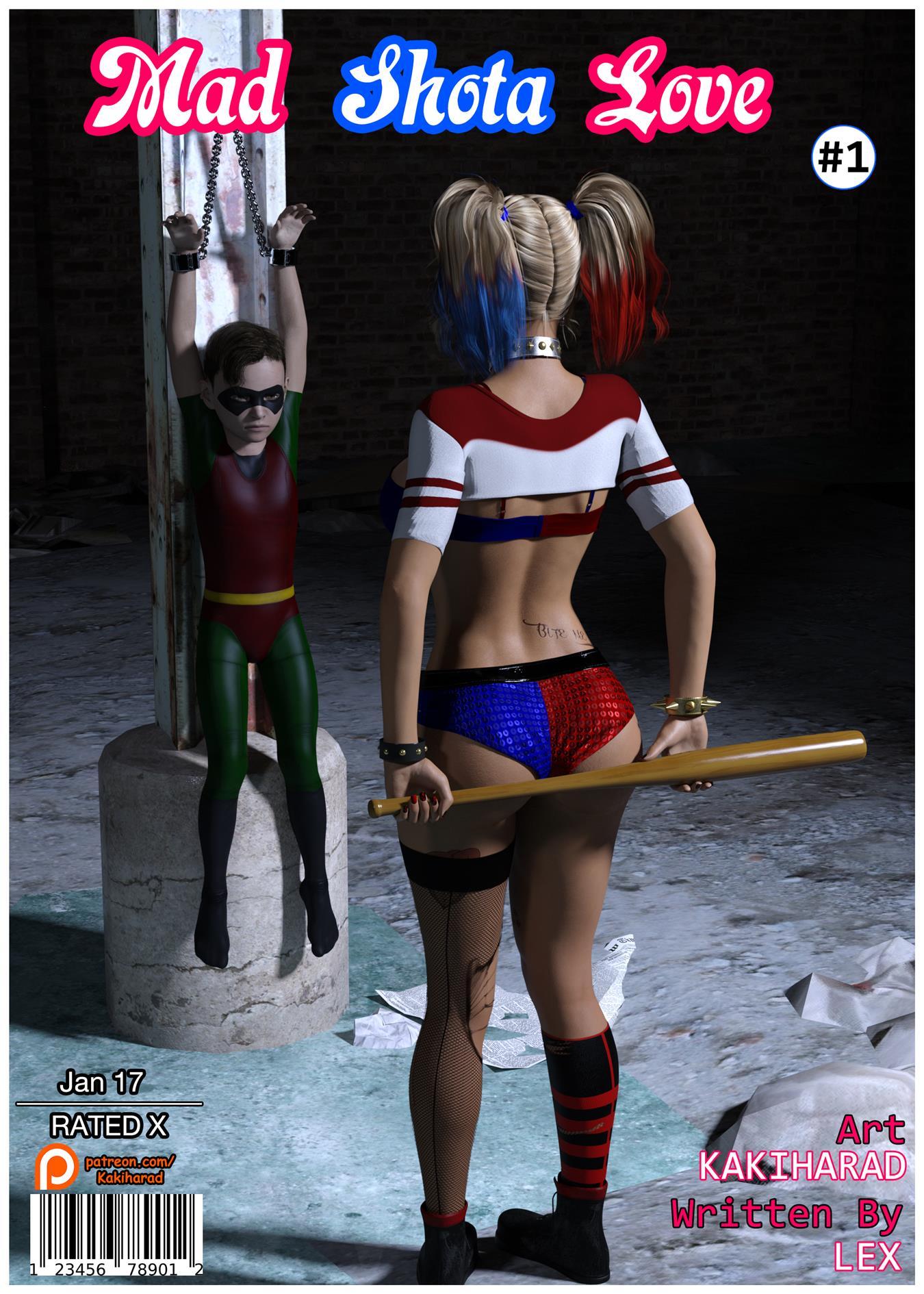 Mad Shota Love (Harley Quinn)