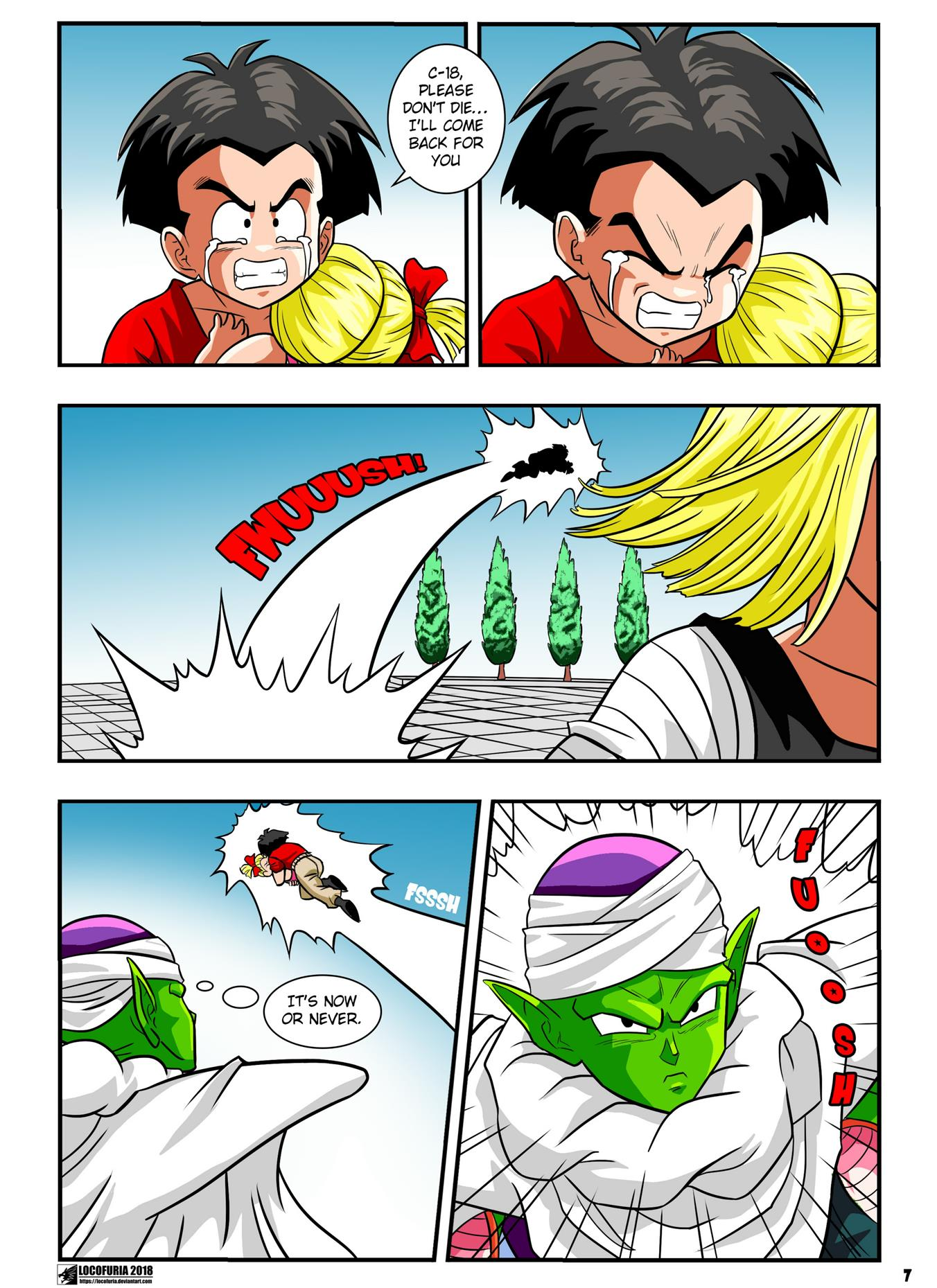 Buu's Bodies 3 (Dragon Ball Z) - Foto 9