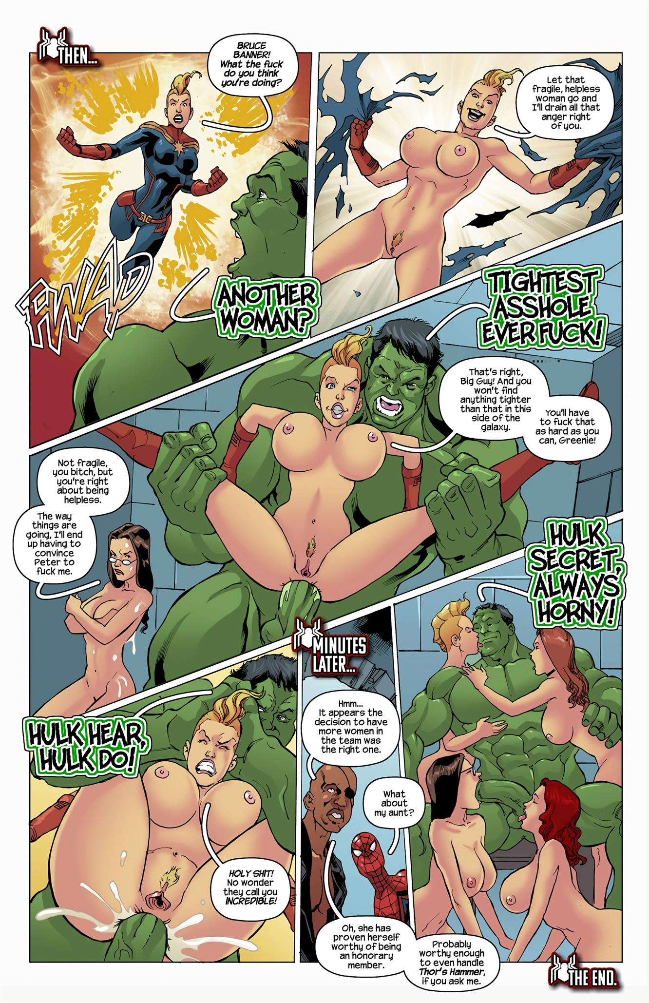 Rekt Control (Spider-Man , The Avengers) - Foto 10