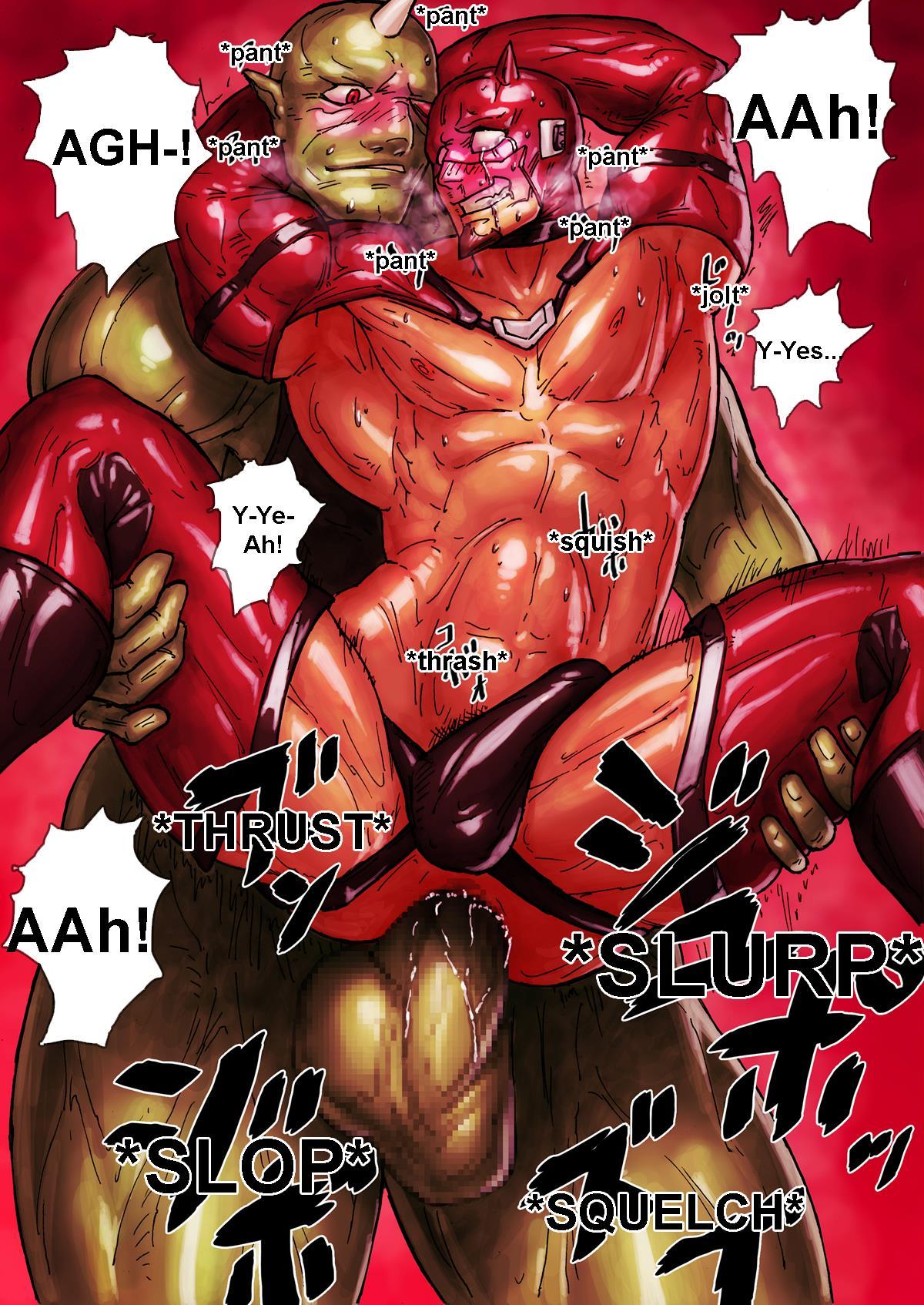 ZARK the Squeezer [Rokudenashi] - Foto 12