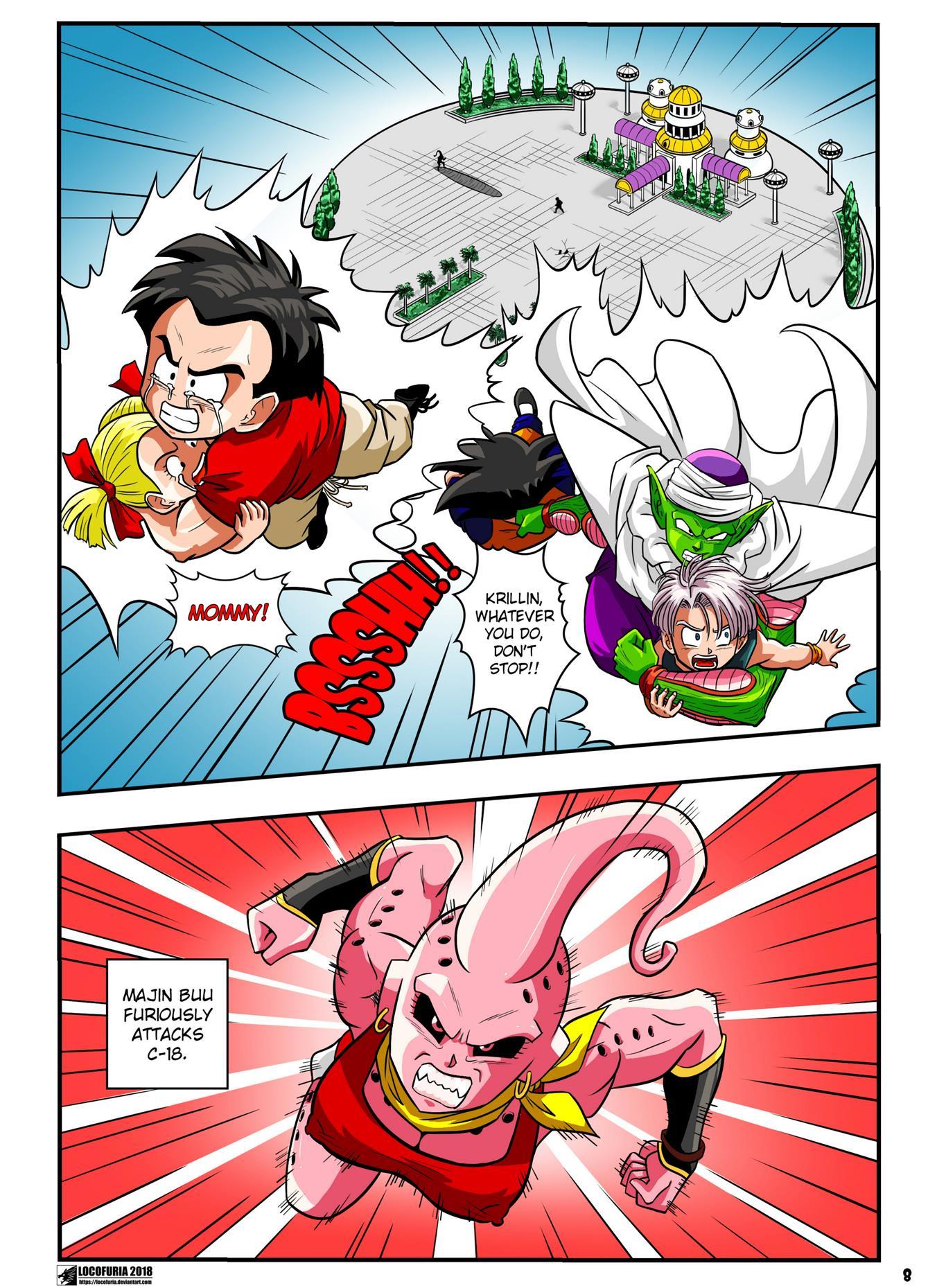 Buu's Bodies 3 (Dragon Ball Z) - Foto 10