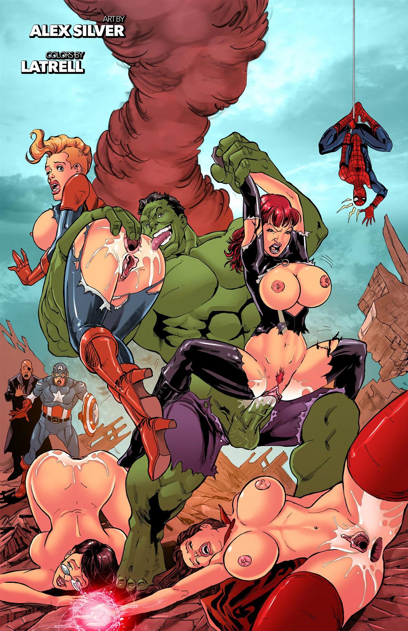 Rekt Control (Spider-Man , The Avengers) - Foto 11