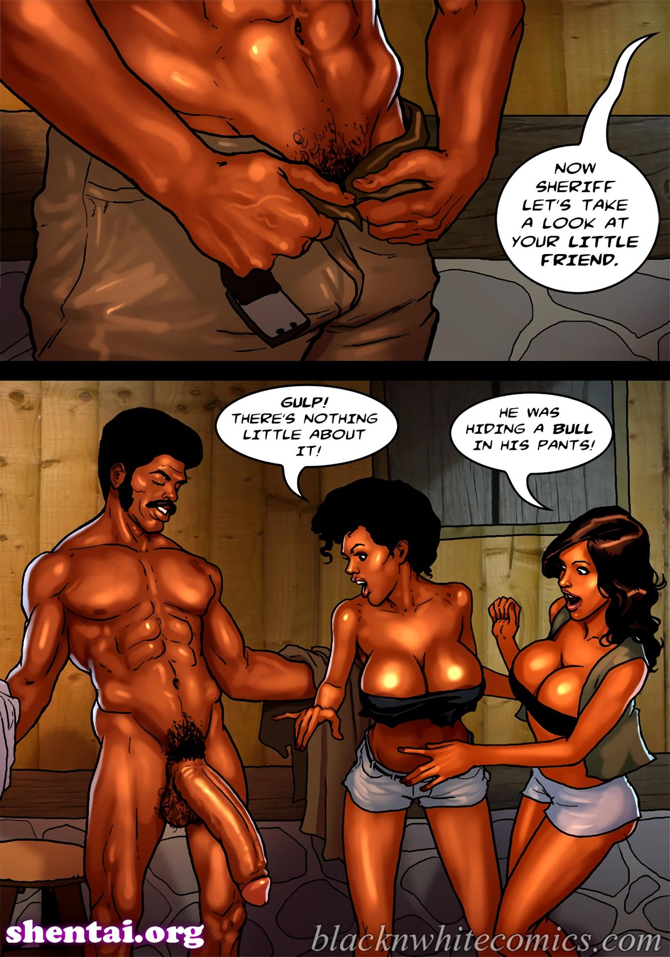 True Dick [BlackNwhite] - Foto 123